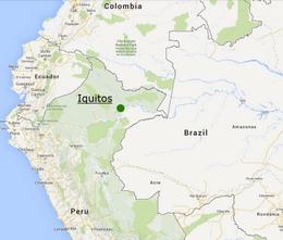 Iquitos (Pérou), au coeur de la forêt amazonienne